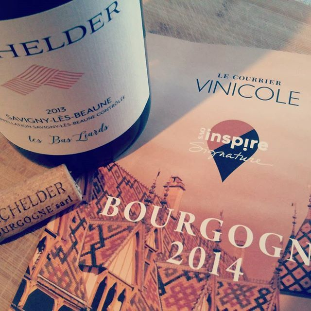 Je profite du 2013 #degustation #savignylesbeaune #savigny Bachelder #bourgogne #vin blanc magnifique, la prochaine sur...