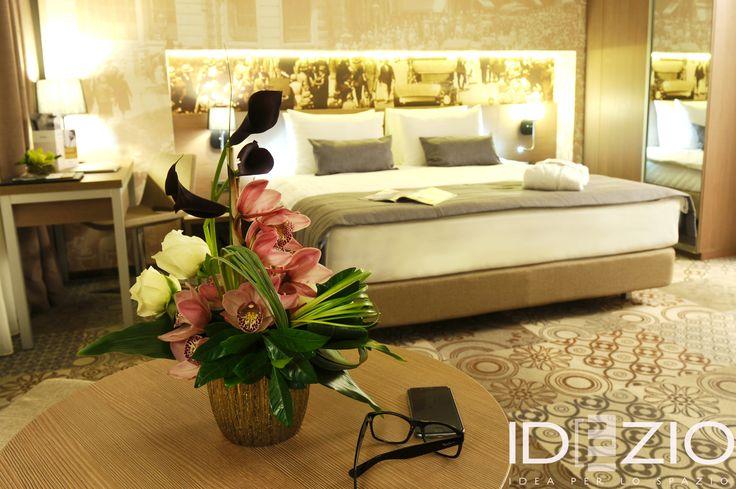 Custom-made furniture for a hotel in Bucharest
