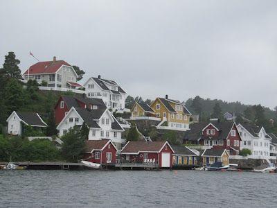 Arendal, Norja