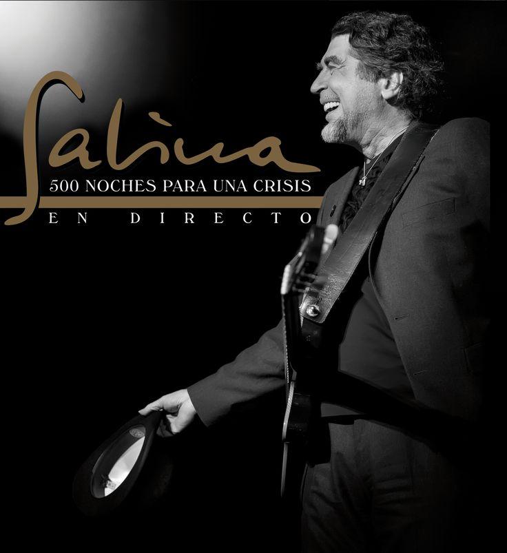 """Joaquín Sabina - """"500 noches para una crisis"""" Ya a la venta haciendo click aquí -> http://musica.fnac.es/a1097285/Joaquin-Sabina-500-noches-para-una-crisis-2-CD-DVD-CD-album"""