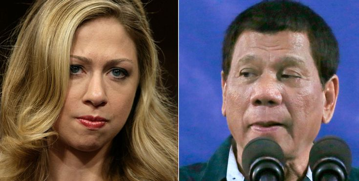 War breaks out between Philippines president Duterte and Chelsea Clinton http://theduran.com/war-breaks-out-between-philippines-president-duterte-and-chelsea-clinton/?utm_source=contentstudio.io&utm_medium=referral BPO Companies