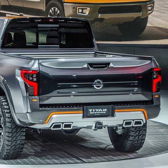 #mulpix A monstruosa picape #Nissan #Titan #Warrior #Concept foi apresentada no #nyias #NewYork #Auto #Show #2016! #top #beleza #baixo #motor #luxo #anzu #baixo #anzuzera #carro #car #clachclub #Concept #luxo #luxury #party #piloto