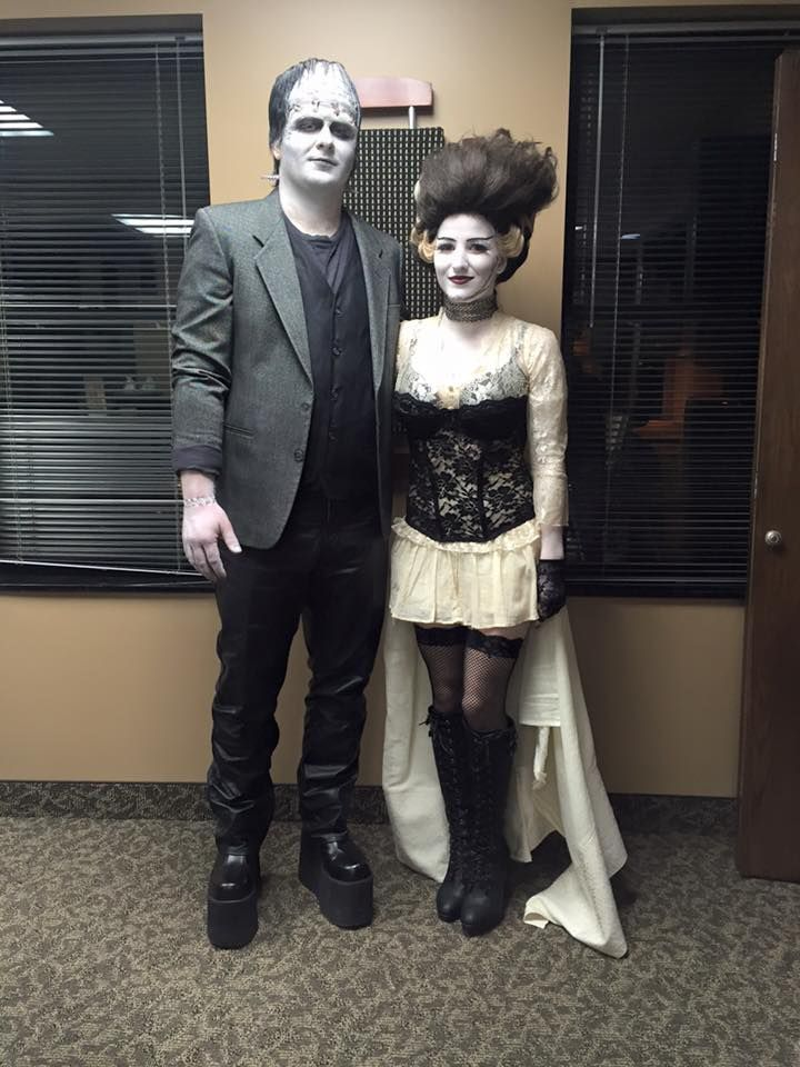 Diy Bride Of Frankenstein Makeup Saubhaya Makeup