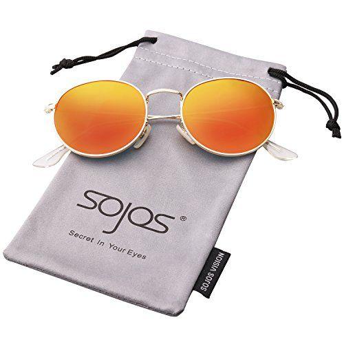 SojoS Small Round Polarized Sunglasses Mirrored Lens Unisex Glasses SJ1014 With Gold Frame/Orange Mirrored Lens http://sunglasses.henryhstevens.com/shop/sojos-small-round-polarized-sunglasses-mirrored-lens-unisex-glasses-sj1014/?attribute_pa_color=c5-gold-orange-mirror&attribute_pa_lenswidth=51-mm https://images-na.ssl-images-amazon.com/images/I/51vl-ITe4UL.jpg