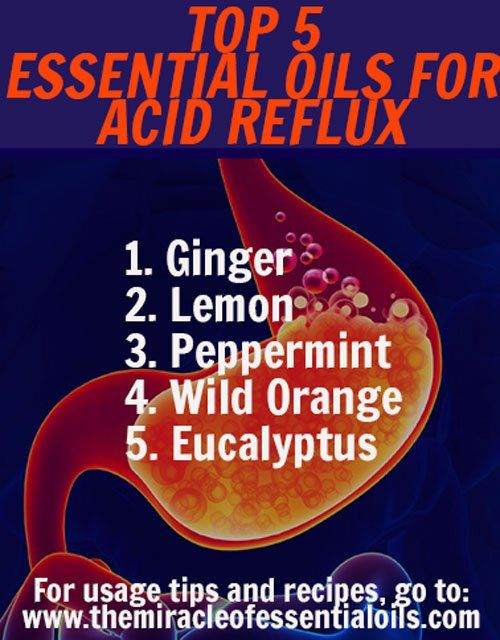 Do you frequently suffer from acid reflux? This article shows you how to use essential oils for acid reflux as a natural remedy for quick relief!