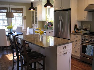Kitchen Simple Small Kitchen Island Ideas With Marble Countertop Also Can Be Used For Mini Counter Bar Fancy Small Kitchen Island Design For Small Kitchen