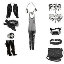 1000  ideas about Rocker Girl Fashion on Pinterest | Rocker girl ...