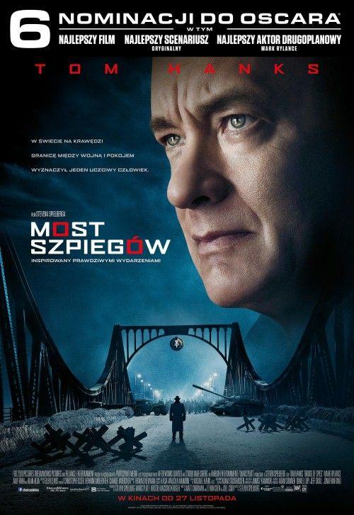 Most szpiegów (2015) | Zimna Wojna. Amerykański prawnik planuje doprowadzić do wymiany więźniów między USA a ZSRR. W tym celu udaje się do Berlina Wschodniego.