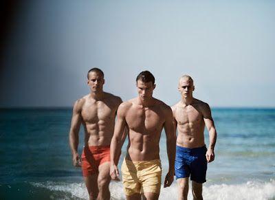 Buenos Aires Gay : Los bañadores de colores de Orlebar Brown llegan a...