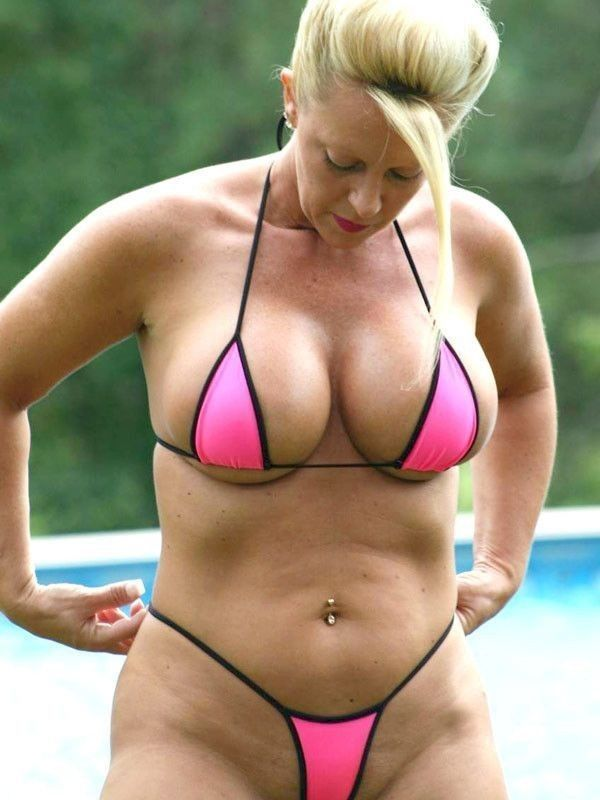 Image result for sexy mature women wearing bikinis