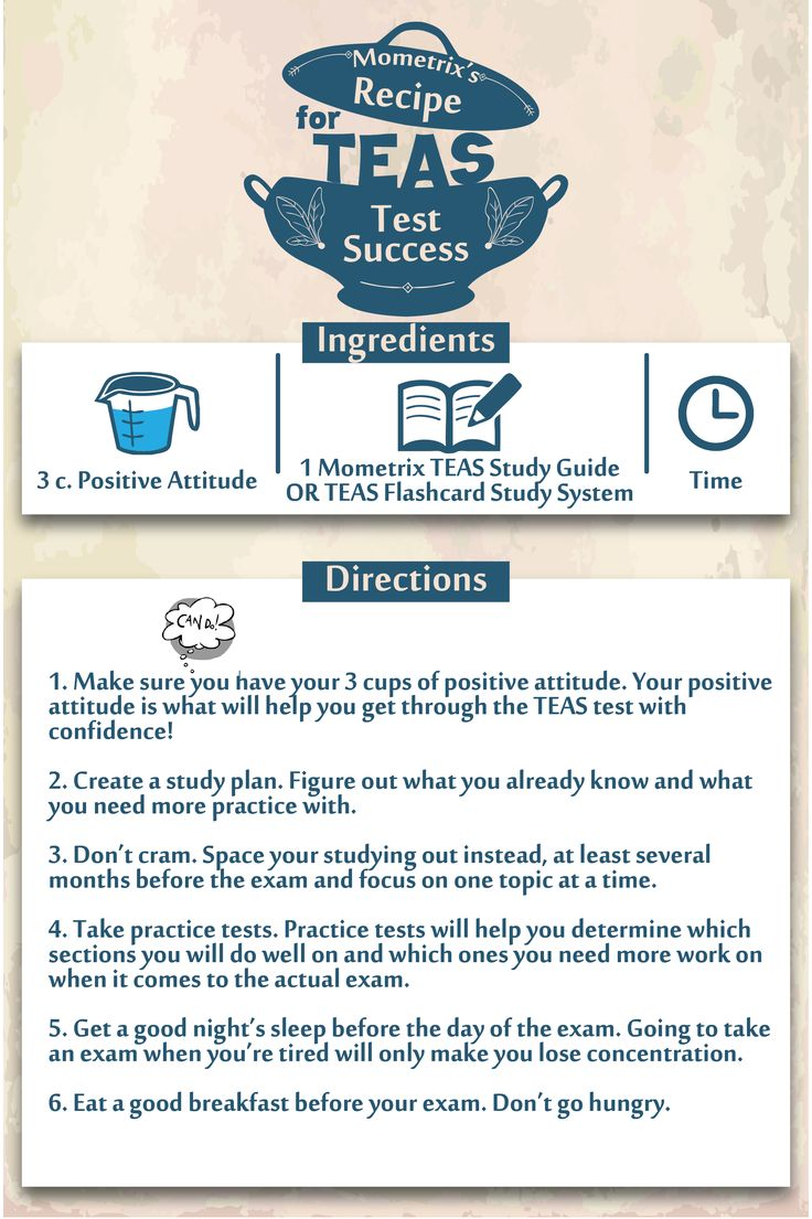 17 Best images about TEAS Test Study Guide on Pinterest ...
