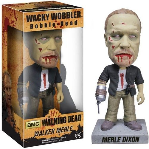 Funko Wacky Wobbler - Walking Dead: Zombie Merle - Hobbies & Toys Online | Raru I like zombie Merle more than I did living Merle