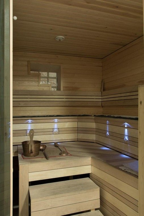 831 best Sauna images on Pinterest Steam room, Saunas and Sauna - sauna im badezimmer