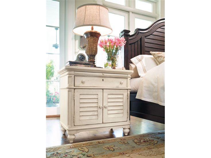 Paula Deen Furniture Outlet | Paula Deen By Universal Bedroom Door  Nightstand 996355 At Woodstock .