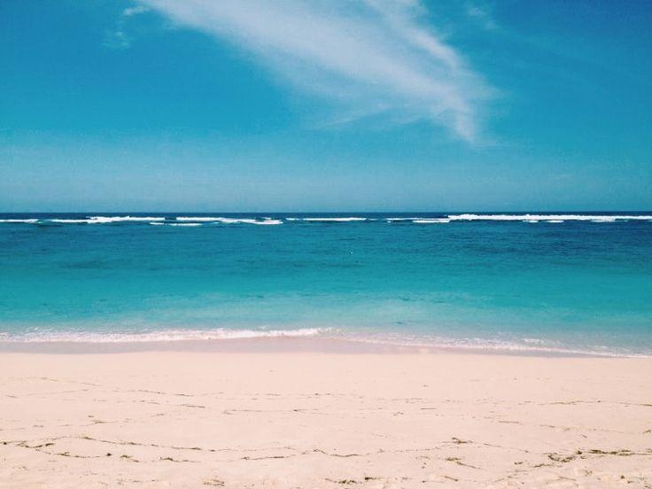 Pandawa Beach Bali <3