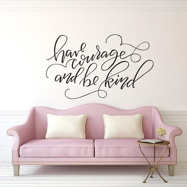 Sprinkle Kindness Like Confetti Vinyl Wall Decal Sticker Removable Multi Color Available