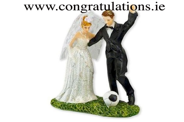 what my fiance wants us to put on our wedding cake :P    anyone know where we can buy it (in the US): Football Cakes, Wedding Cakes Toppers Soccer, Cakes Toppers Maybe, Soccer Wedding Cakes Toppers, Soccer Wedding Toppers, Cakes Toppermayb, Cakes Wedding, Soccer Cakes Toppers, Football Wedding