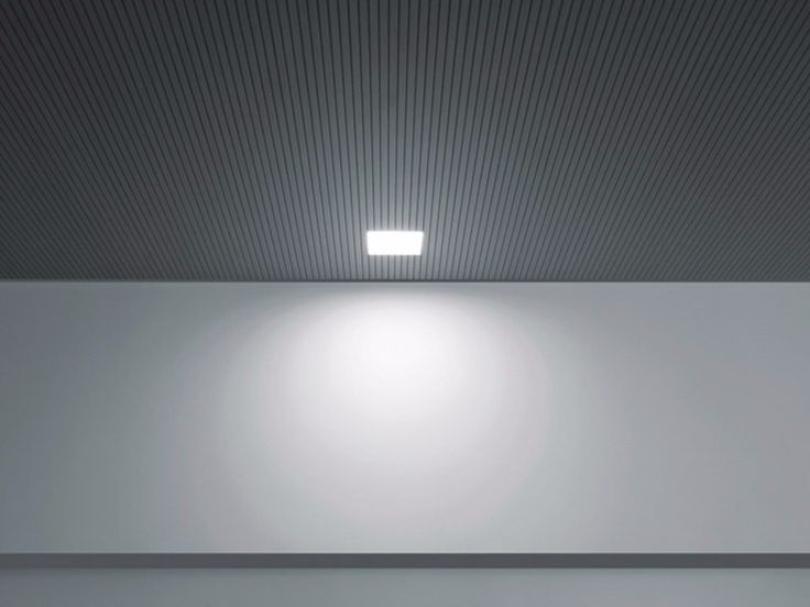 Faretto fluorescente a soffitto da incasso Faretti