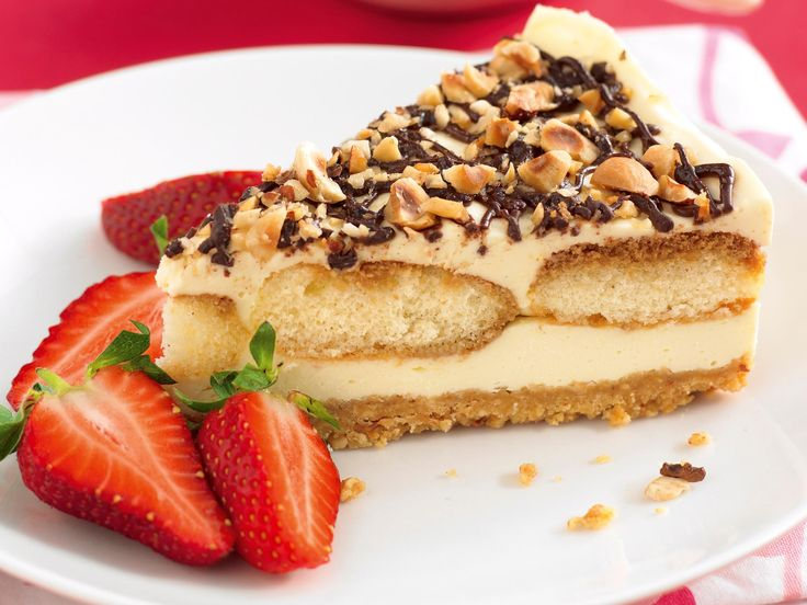 Embrace your food processor to save yourself cooking time and prepare this delicious tiramisu cheesecake in no time at all. Swirled with decadent dark chocolate and fragrant espresso, this dessert will please all your critics!