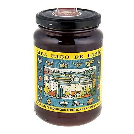 Compra en Soysuper Miel ecológica. Pazo de Lusío Miel ecológica 500 g