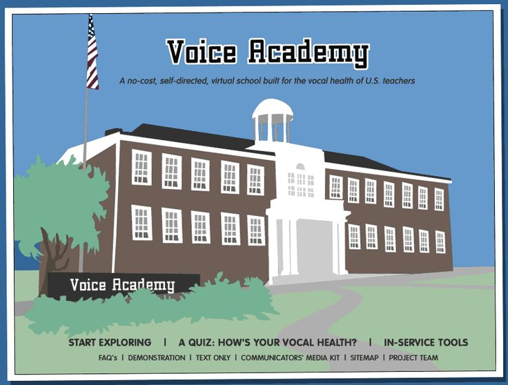 One pinned said:  Our professor just recommended this site as a resource for teachers with voice disorders.