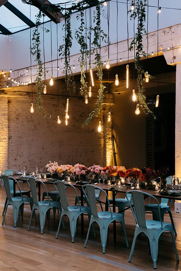 afternoon tewedding theme ideas%0A Change of Seasons Fall Wedding Inspo with Ombr   Details