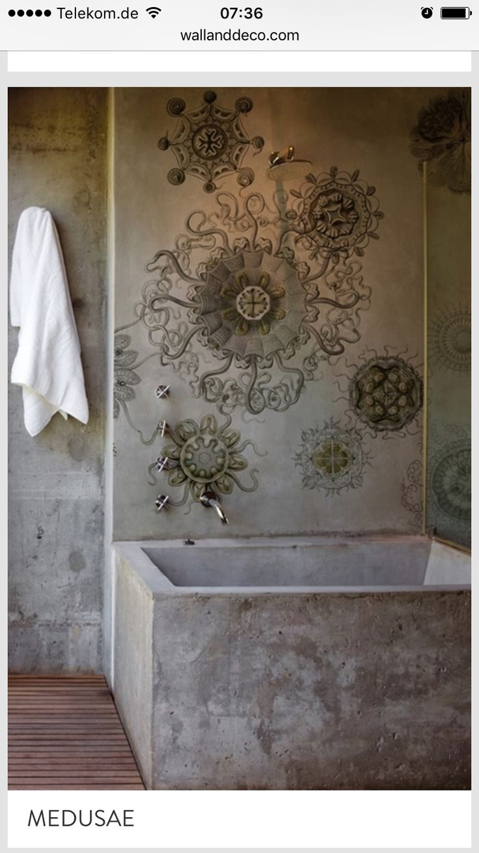 Wellness wallpaper hochkant  83 besten BAD Bilder auf Pinterest | Duschen, Badezimmer und Hausbau
