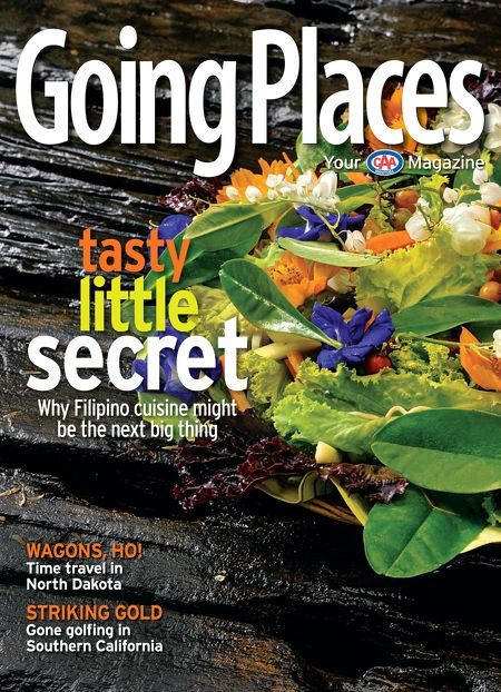 Going Places Magazine - Summer 2013