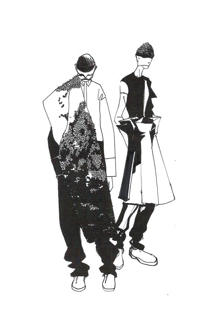 SCI-FI MEETS CÉLINE: MINKI CHENG PRESENTS HIS AW14 COLLECTION http://1granary.com/central-saint-martins-fashion/graduates/minki-3/ #csm #centralsaintmartins #1granary #sketch #sketches #sketchbook #illustration #minkicheng #scifi #celine #collection #design #fashion #fashiondesign