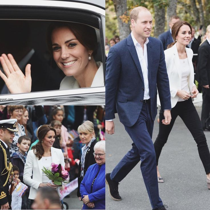 For the final day of their royal tour of Canada the Duke and Duchess' first engagements focused on learning more about mental health and family-based support services offered in Victoria. The Duke and Duchess started their day at the Cridge Centre for the Family.