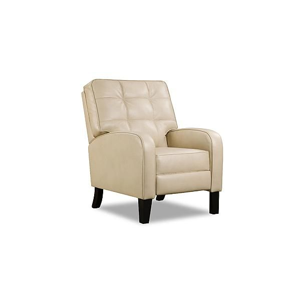 Simmons Upholstery Contemporary Off-White High Leg Recliner  sc 1 st  Pinterest & 12 best Recliners images on Pinterest | Recliners Living room ... islam-shia.org