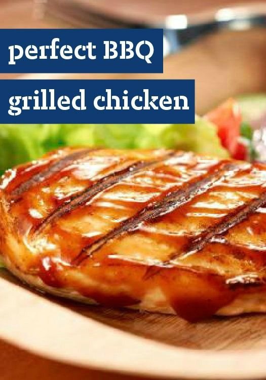 Perfect BBQ Grilled Chicken - What makes this chicken recipe perfect ...