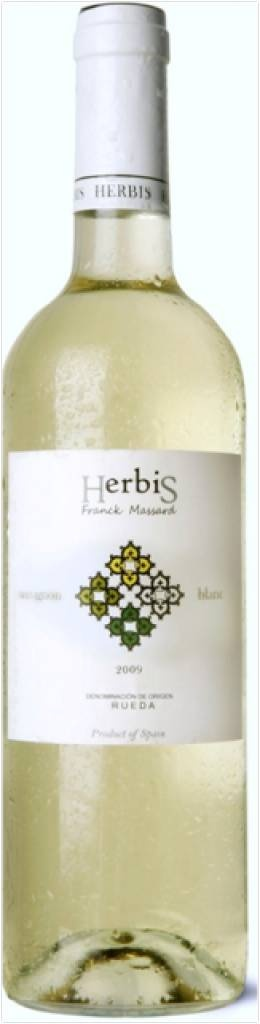 Franck Massard Herbis Sauvignon Blanc (gold medal) 2008 $13,19 Incl. Tax