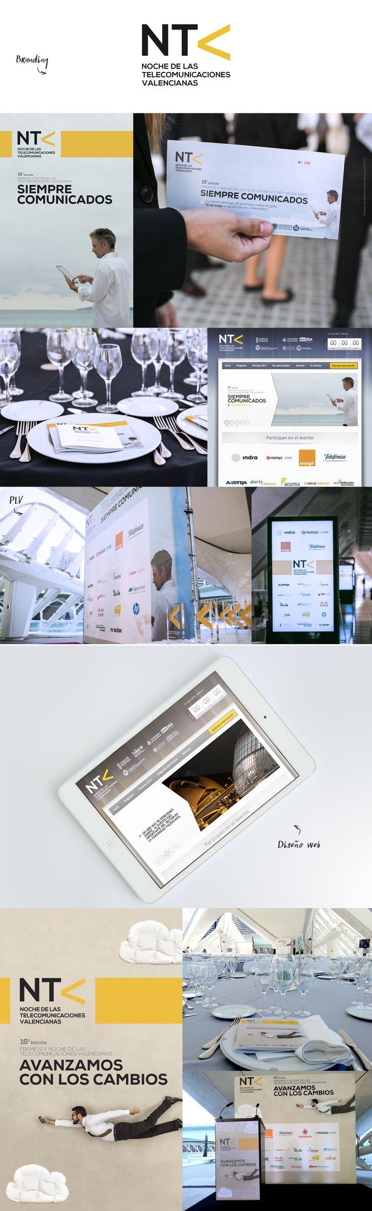 #ntv #brand #web #design #naming #plv #graphic #project #branding