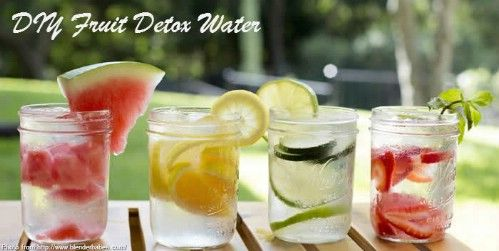 Eagle Water Treatment: 20 Delicious Detox Waters to Cleanse Your Body and...