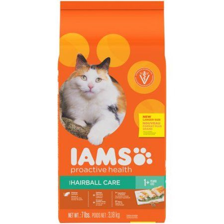 Iams Proactive Health Healthy Senior Dry Cat Food 7 Pounds