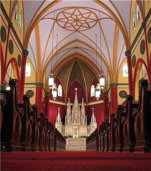 Holy Family Catholic Church ~ Tulsa, Oklahoma