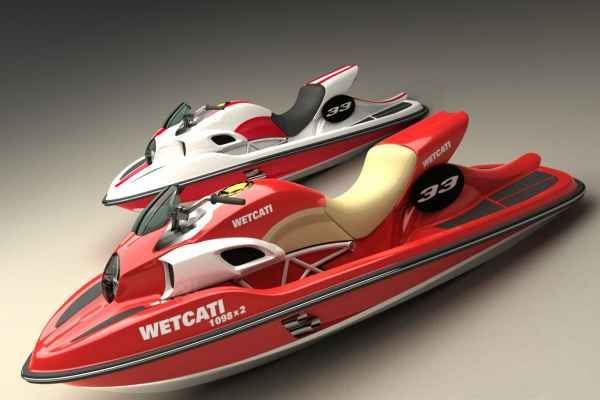 Will Ducati Add Personal Watercraft To Its Motorcycle Line Jet