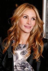 Teinture rousse sur cheveux blonds