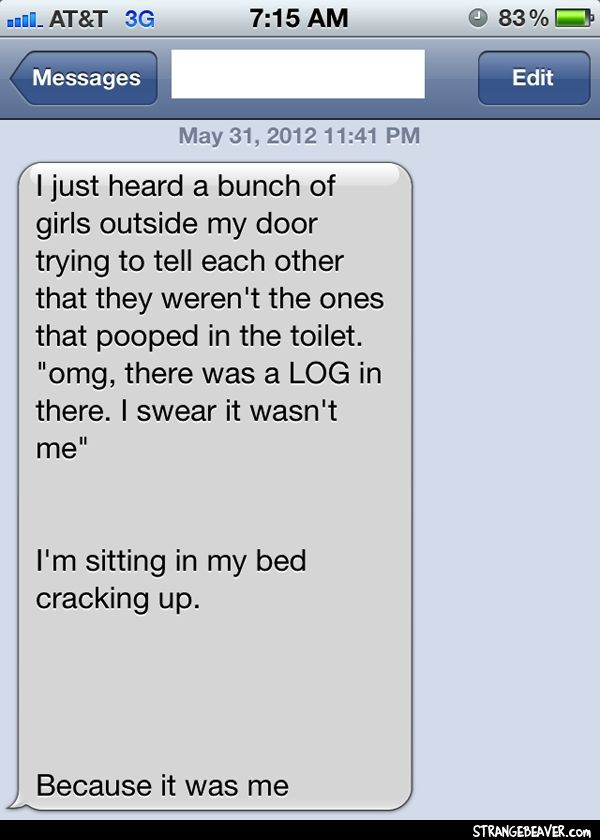 Funny text messages. OMG laughing so hard