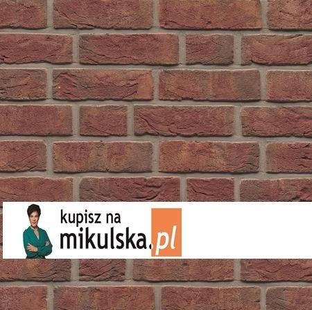 Mikulska - Westfalish 7 MUHR cegła ręcznie formowana W7340. Kupisz na http://mikulska.pl/1,Cegla-klinkierowa-recznie-formowana/70,Czerwone--pomaranczowe-wisniowe/t1377,Westfalish-7-MUHR-cegla-recznie-formowana-W7340