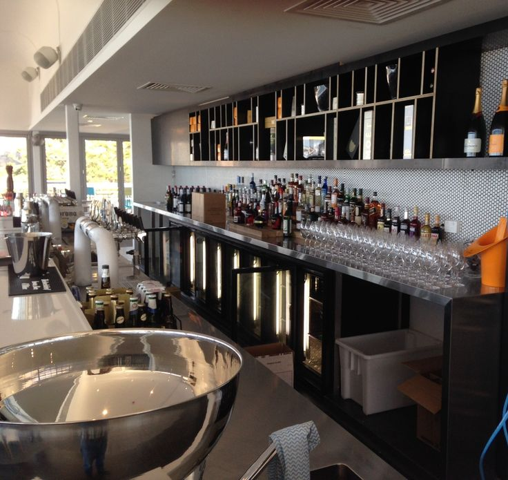 Bathers Beach House Custom Made Bar by Practical Products Perth WA