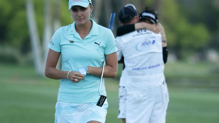 It should've been a runaway victory for Lexi Thompson, and it would've been if not for one tattletale viewer and some truly unfair rules. Thompson had a significant lead in the final round of the ANA Inspiration, the first LPGA major of the year, when a viewer wrote in to alert officials to a violation the previous day.