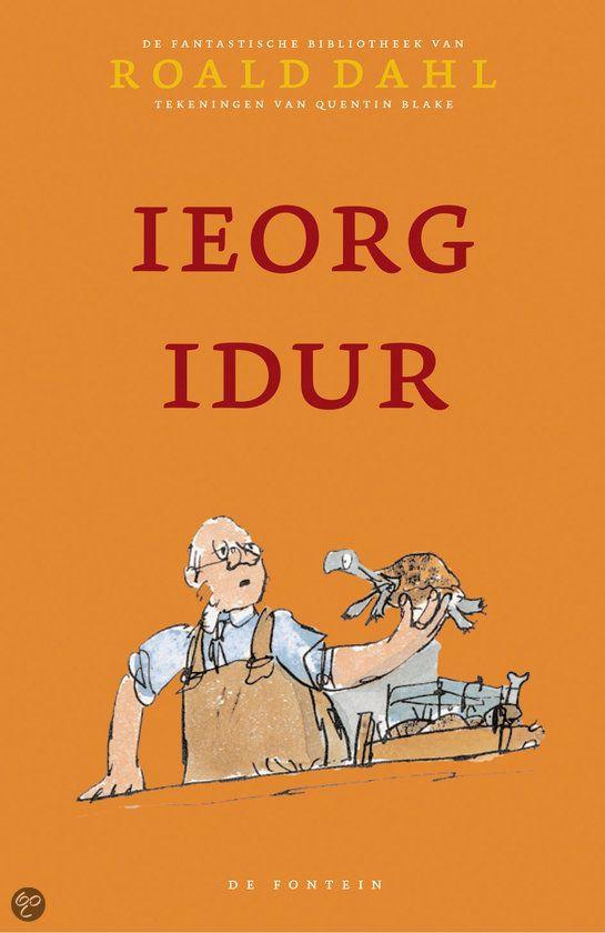 bol.com | Ieorg Idur, Roald Dahl | Boeken heerlijke kinderboeken!!♥♡♥