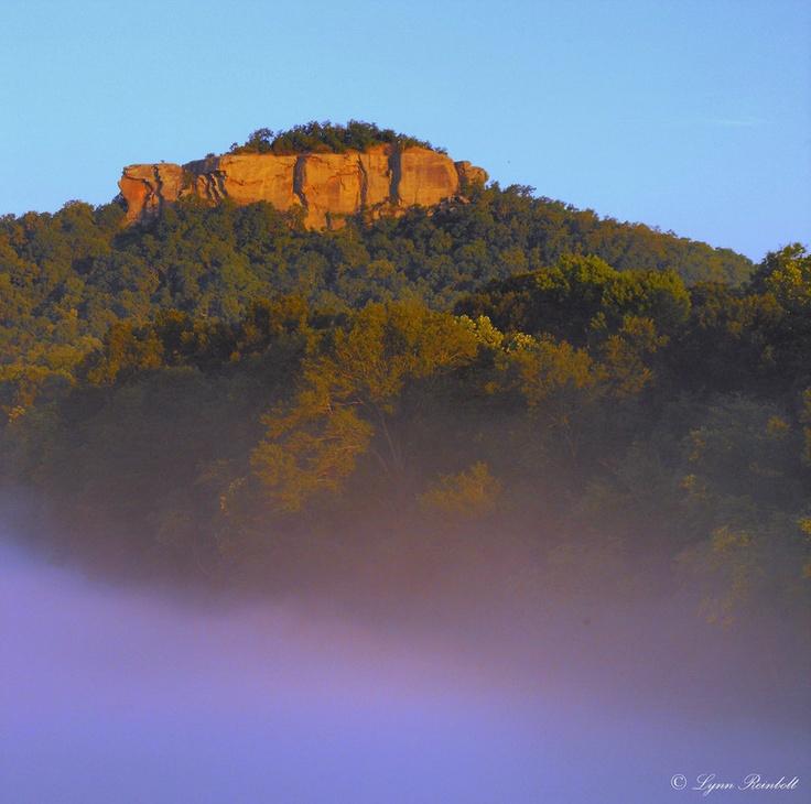 Sugar Loaf Mountain, Heber Springs, Arkansas - Arkansas Nature Pictures by Lynn Reinbolt