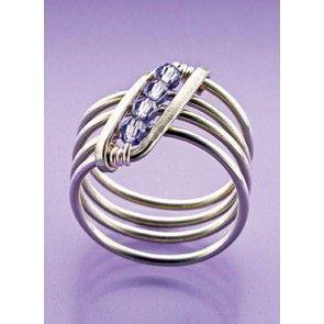 Slightly Slanted Ring