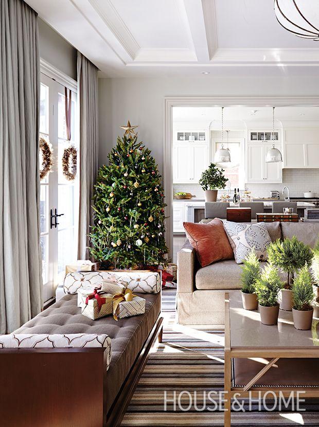 50 of house home s best christmas trees everything christmas rh pinterest com