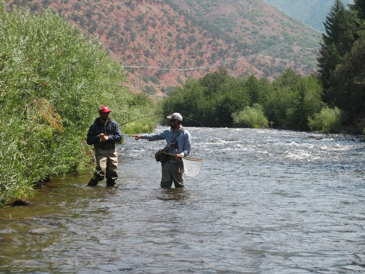 12 best frying pan river colorado images on pinterest for Best fly fishing in colorado