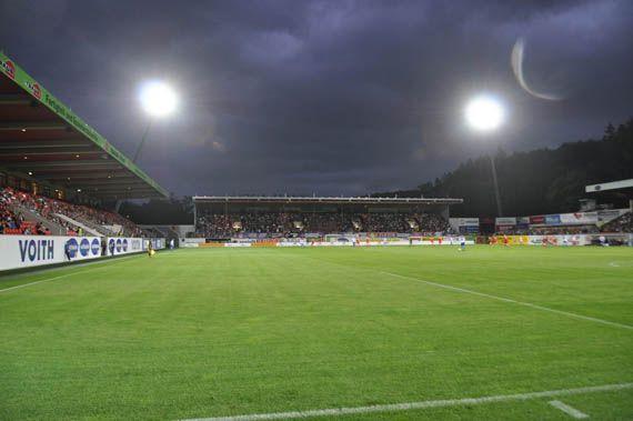 1. FC Heidenheim - Voith Arena