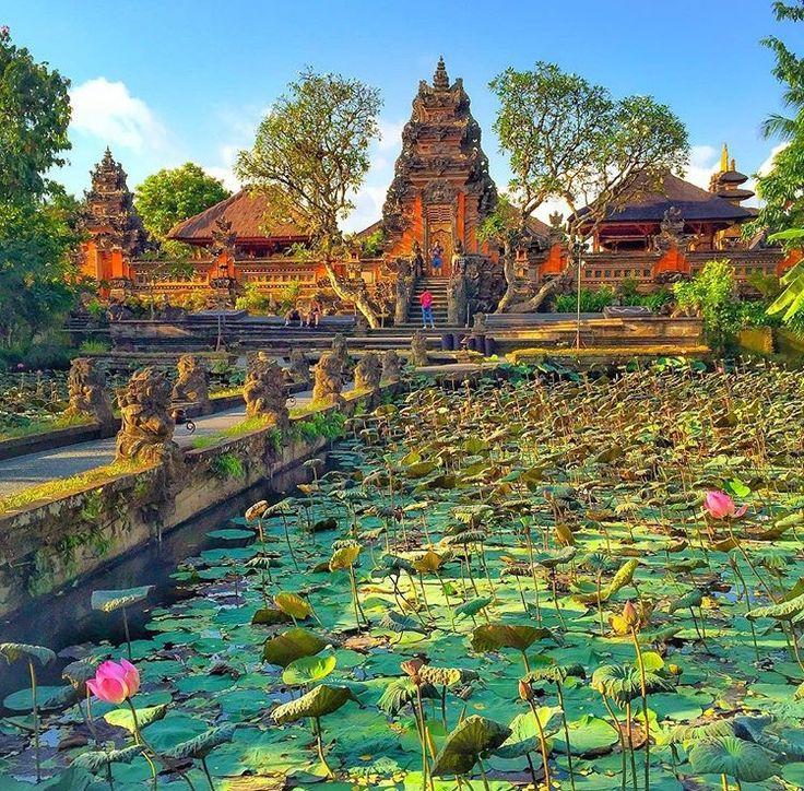Ubud Palace, Bali indonesia